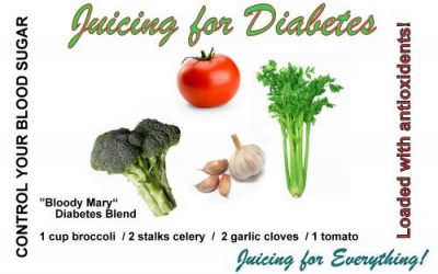 juicing for diabetics recipes