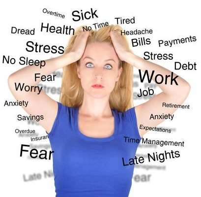 anxiety symptoms depression