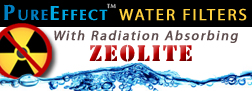 pureeffect water filter zeolite