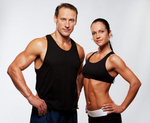 unisex workout