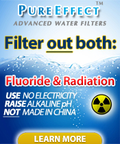 electricity free water filter