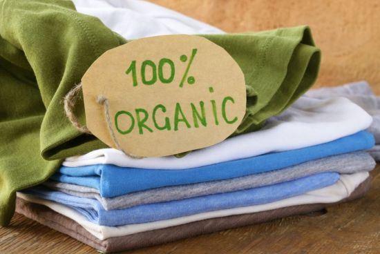100 percent organic clothes