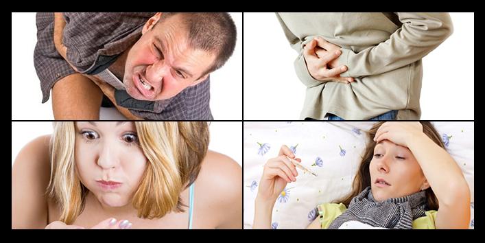 norovirus signs
