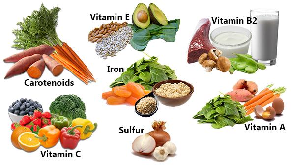 longevity foods