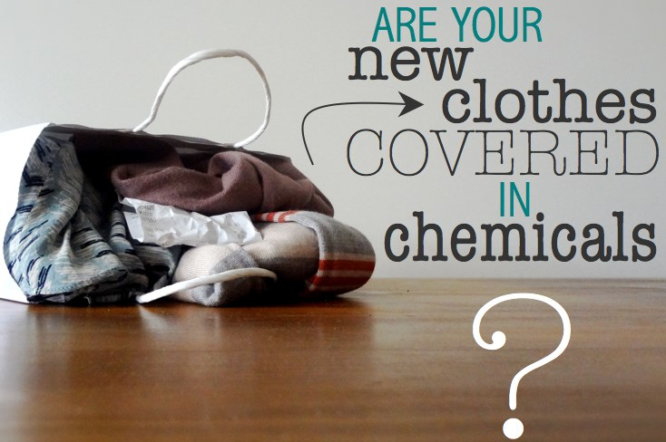 toxins in your clothes