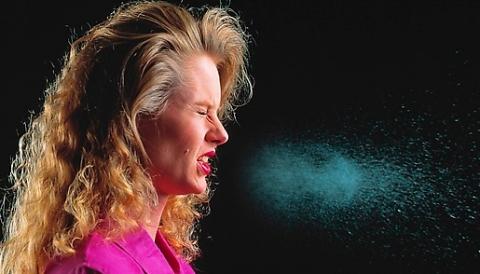 airborne virus