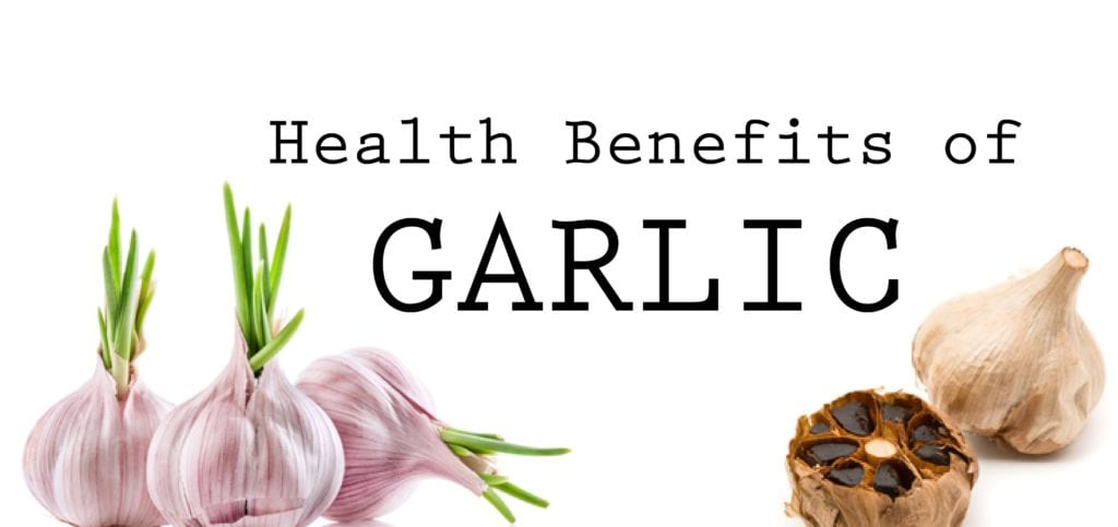benefits of garlic supplements