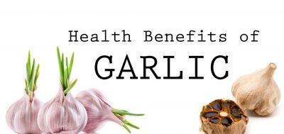 benefits of garlic supplement