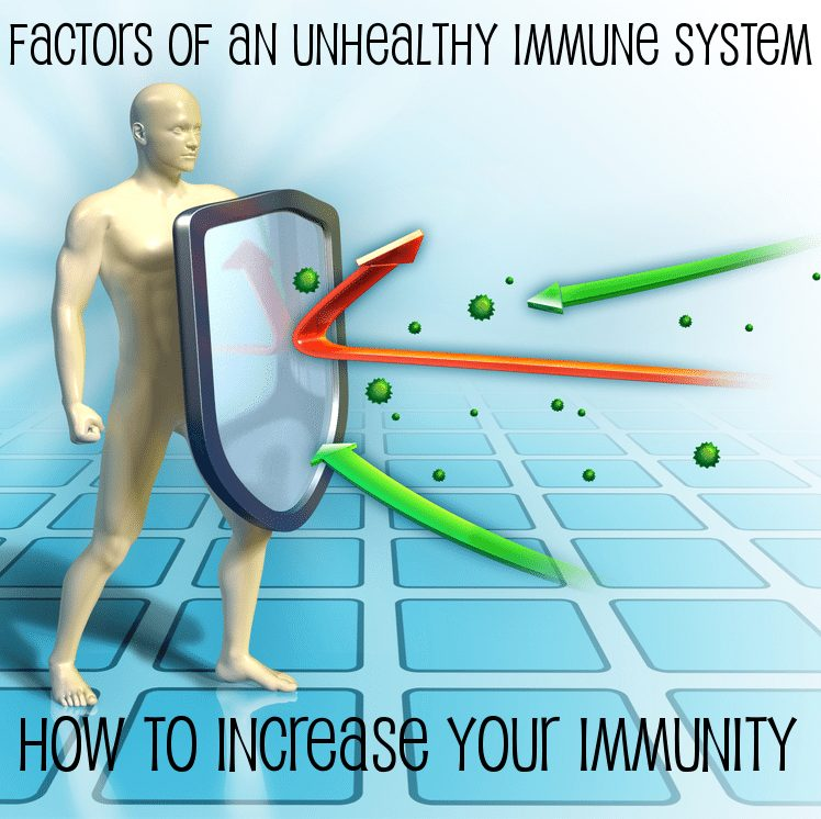 how to build your immune system naturally