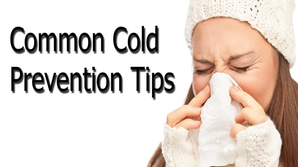 how to prevent colds