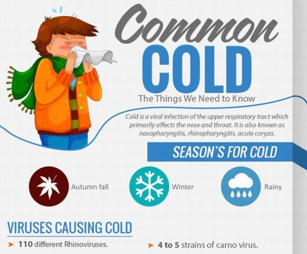 cold vs flu symptoms