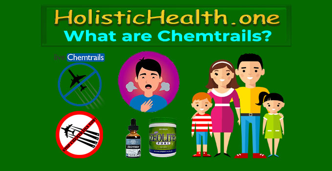 what are chemtrails made of