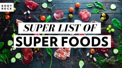 ultimate superfoods
