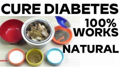 Natural Treatment of Diabetes Type 2