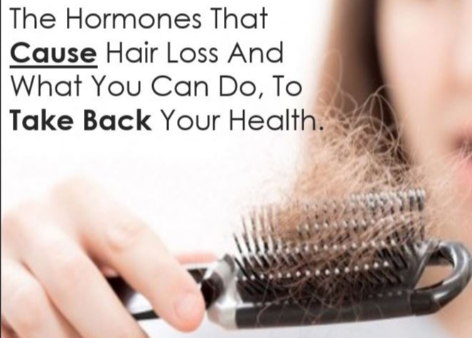 hair loss hormones