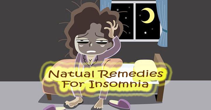 Natural Insomnia Remedies