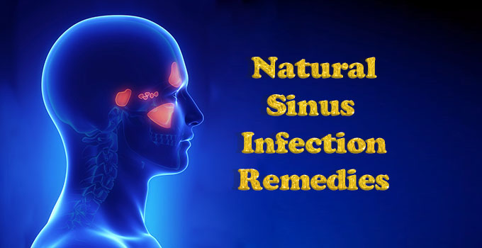 Treatment for Sinus Infection Natural